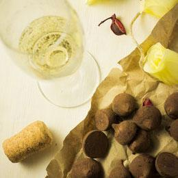 Competition - Win a Champagne & Chocolates Gift
