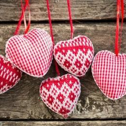 Ideas for Valentines Day Hampers at Clearwater