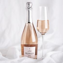 Prosecco turns pink - introducing our Prosecco Rosé