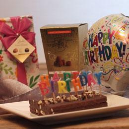 Wish Someone a Happy Birthday Hamper in 2015!