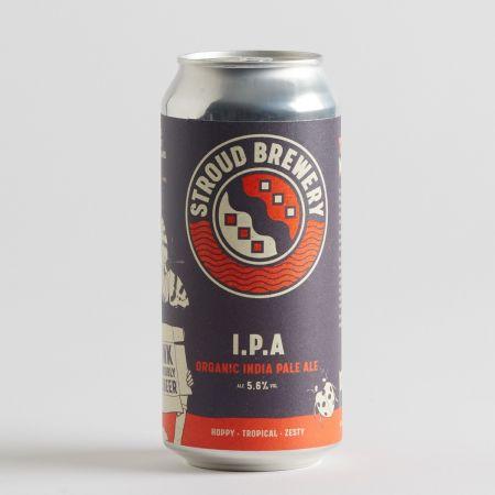 Stroud Organic India Pale Ale 440ml