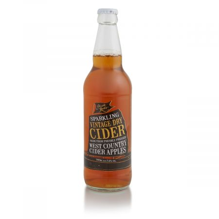500ml Jack Ratt Vintage Sparkling Dry Cider