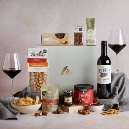 The Classic Food & Wine Hamper
