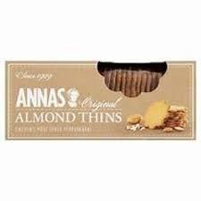 150g Anna's Almond Thins