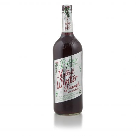 75cl Belvoir Mulled Winter Punch