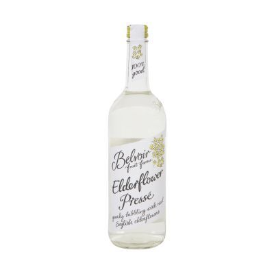 75cl Belvoir Elderflower Presse
