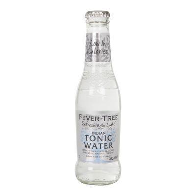 200ml Fever Tree Refreshingly Light Tonic Water