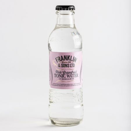Franklin & Sons Pink Grapefruit Tonic (200ml)