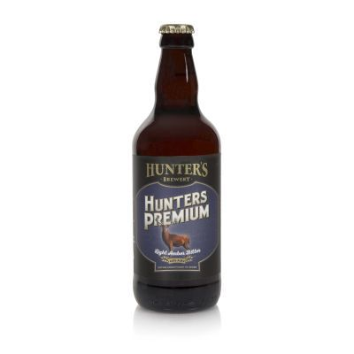 Hunters Brewery Premium Ale 500ml