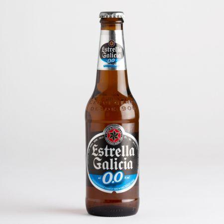 330ml Alcohol Free Estrella Galicia 0%