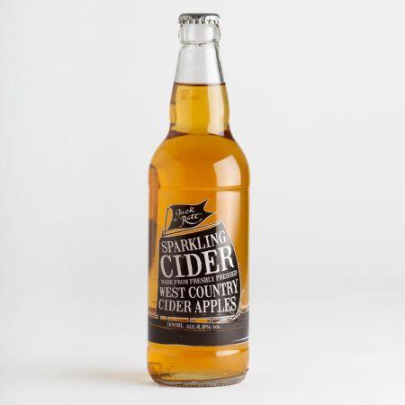 500ml Jack Ratt Sparkling Cider