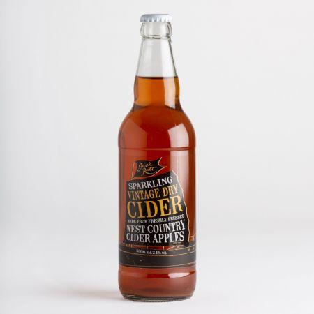 500ml Jack Ratt Vintage Sparkling Cider