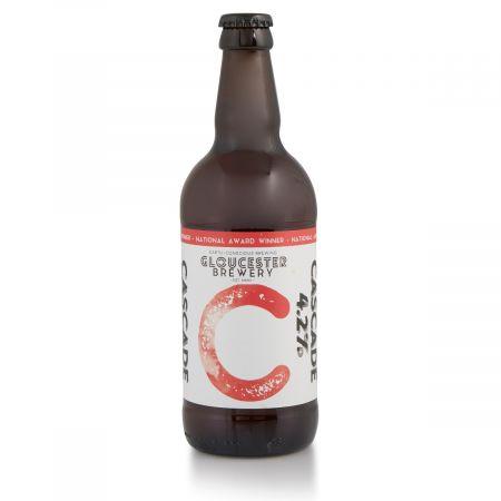 Cascade Best Bitter, Gloucester Brewery, 500ml