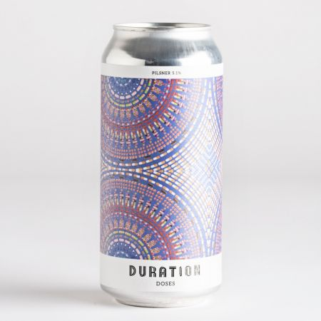 Duration Brewing Doses Pilsner 440ml