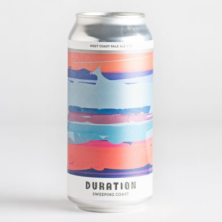 Duration Brewing Sweeping Coast 440ml Can
