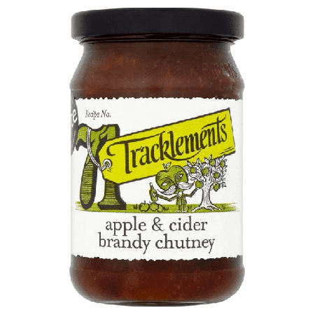 315g Tracklements Apple & Cider Chutney