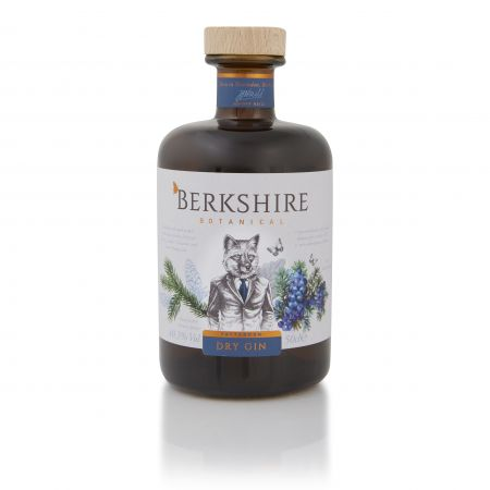 50cl Berkshire Botanical Dry Gin