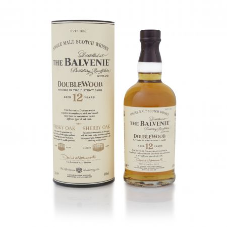 20cl The Balvenie Double wood 12 year whisky