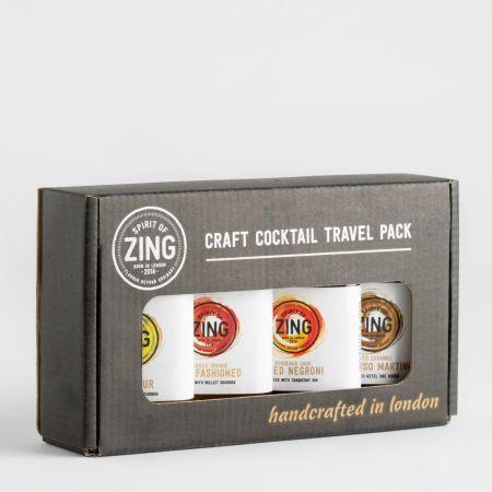 Spirit of Zing Cocktail Set