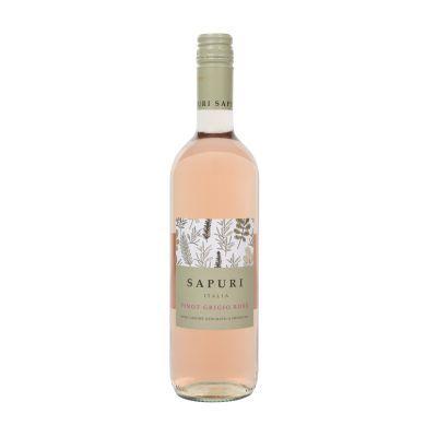 75cl Sapuri Pinot Grigio Rose 2017