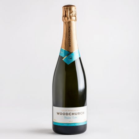 Woodchurch Classic Cuvée English Sparkling Wine (75cl)