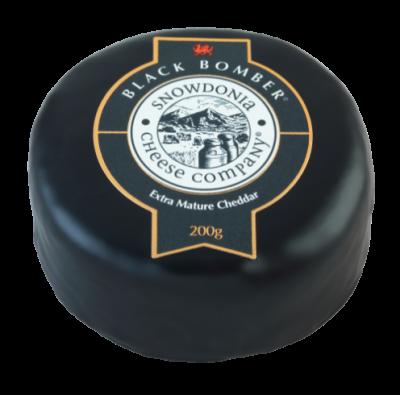 200g Snowdonia Black Bomber