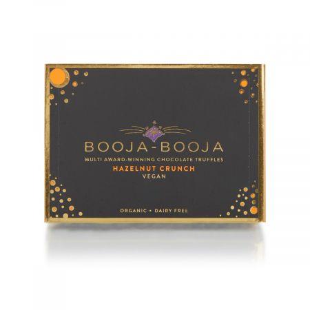 Booja-Booja Hazelnut Crunch Chocolate Truffles (92g)
