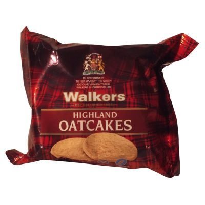 Walkers Highland Oatcakes 75g