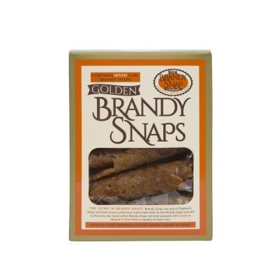 BS Co Brandy Snaps in Box