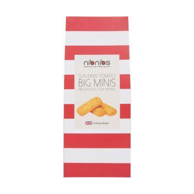 100g Nibnibs Sun Dried Tomato Mini Breadsticks