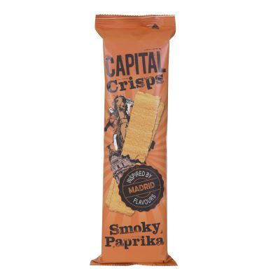 75g Capital Crisps Smokey Paprika Flavour