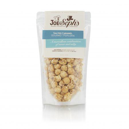 80g Joe & Sephs Salted Caramel Popcorn