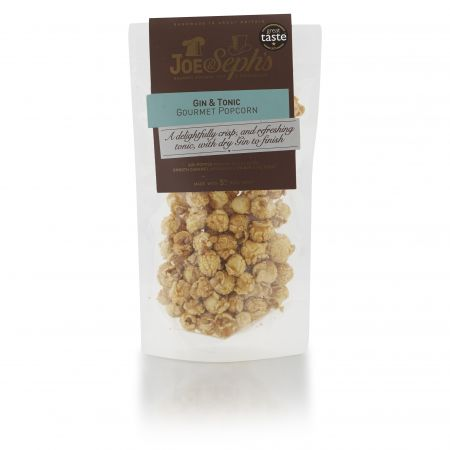 70g Joe & Sephs Gin & Tonic  Popcorn