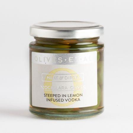 165g Olives Et Al Nocerella Olives in Vodka