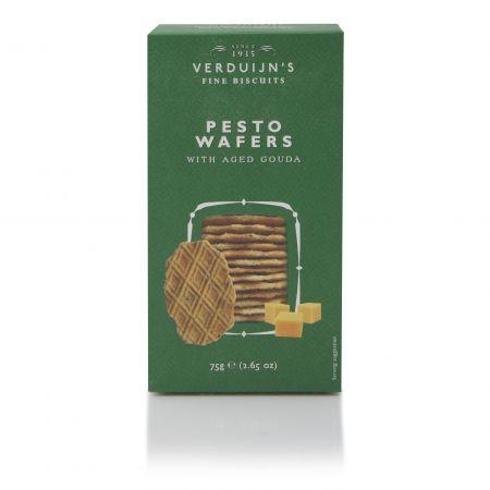 75g Verdujns Pesto Wafers