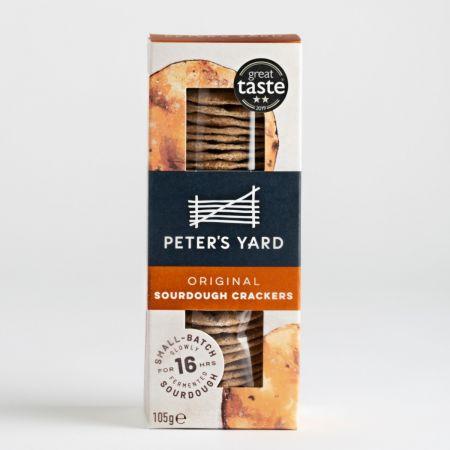 Peters Yard Original Sourdough 105g