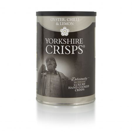 100g Yorkshire Crisps Oyster Chilli & Lemon