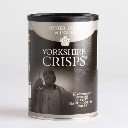 100g Yorkshire Crisps Oyster Chilli & Lemon