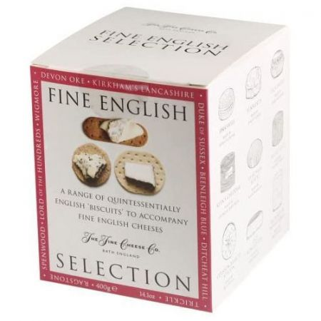 375g Fine Cheese Selection (Crackers)