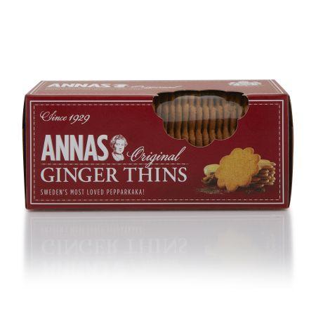 150g Anna's Ginger Thins