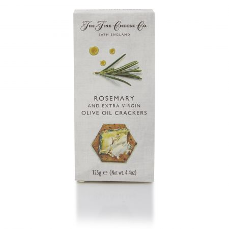 125g Fine Cheese Co Crackers with rosemary
