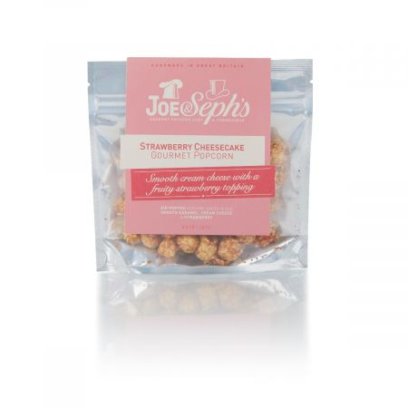 Strawberry Cheesecake Gourmet Popcorn (32g)
