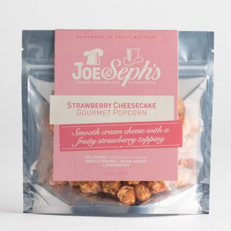 Strawberry Cheesecake Gourmet Popcorn (32g)