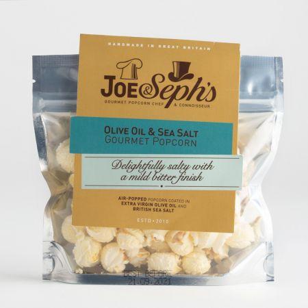 Joe & Seph's Popcorn with Extra Virgin Olive Oil & Sea Salt