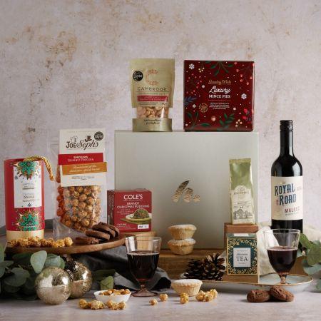 Christmas Cracker Wine Hamper