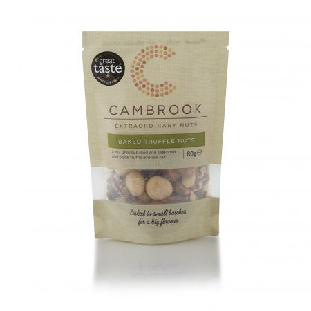 80g Cambrook Truffle nuts bag