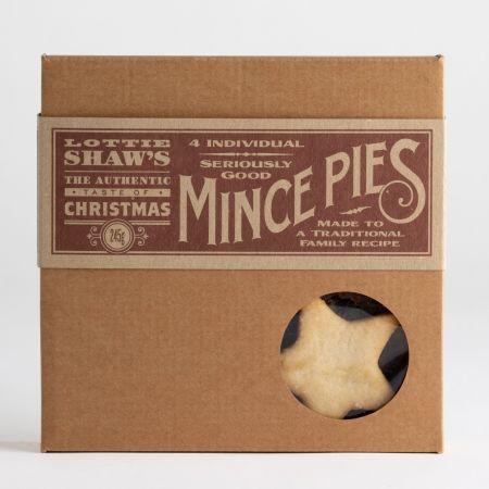 245g Lottie Shaw Mince Pies
