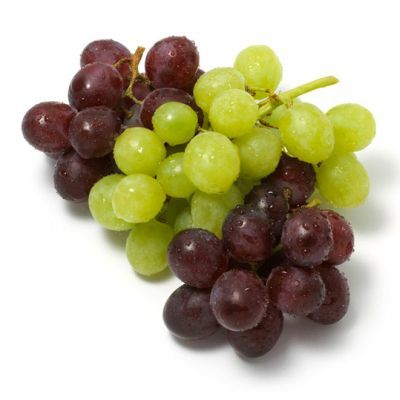 Black/White Grapes 500g