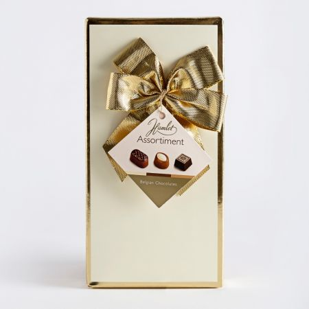 125g Hamlet Ivory Box Assorted Chocolates