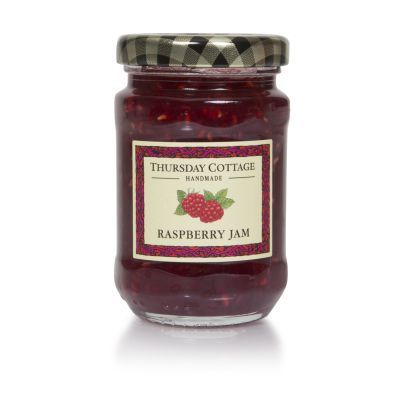 112g Thursday Cottage Raspberry Jam